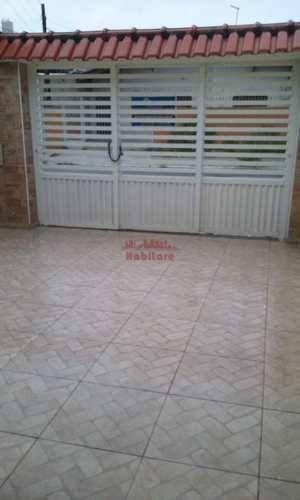 Casa, código 662971 em Praia Grande, bairro Maracanã