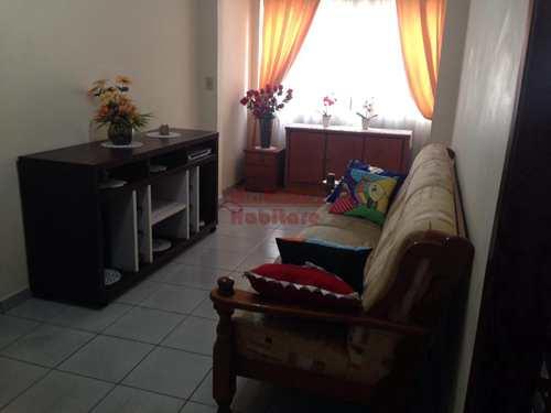 Apartamento, código 662975 em Praia Grande, bairro Guilhermina