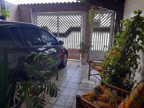 Casa, código 663079 em Praia Grande, bairro Tupiry