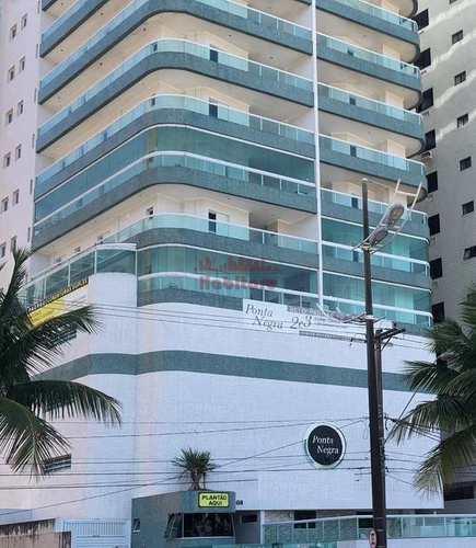 Apartamento, código 663097 em Praia Grande, bairro Guilhermina