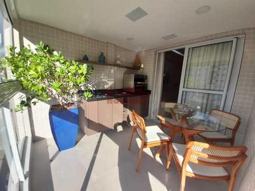 Apartamento, código 663120 em Praia Grande, bairro Canto do Forte