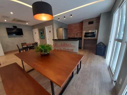 Apartamento, código 663121 em Praia Grande, bairro Canto do Forte