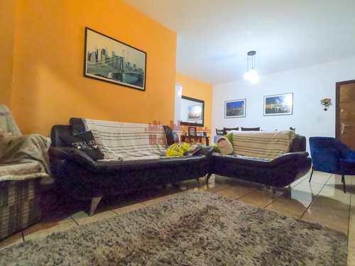 Apartamento, código 663146 em Praia Grande, bairro Boqueirão