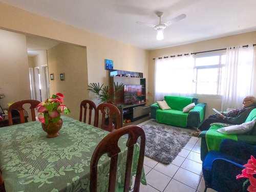 Apartamento, código 663147 em Praia Grande, bairro Guilhermina
