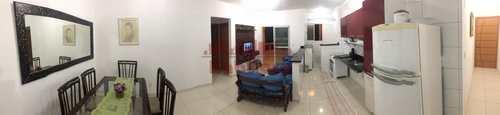 Apartamento, código 663151 em Praia Grande, bairro Guilhermina