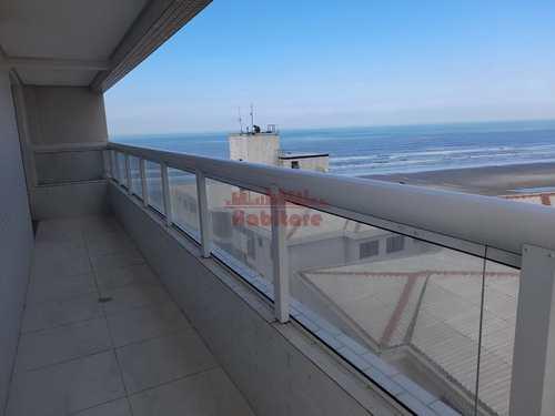 Apartamento, código 663163 em Praia Grande, bairro Aviação