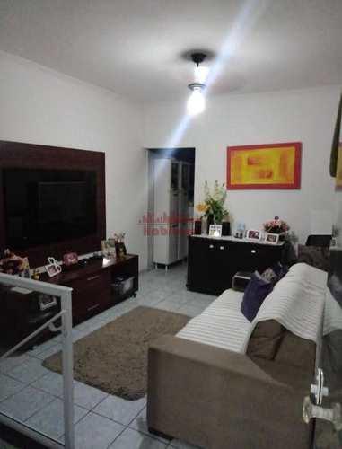 Casa, código 663199 em Praia Grande, bairro Tude Bastos