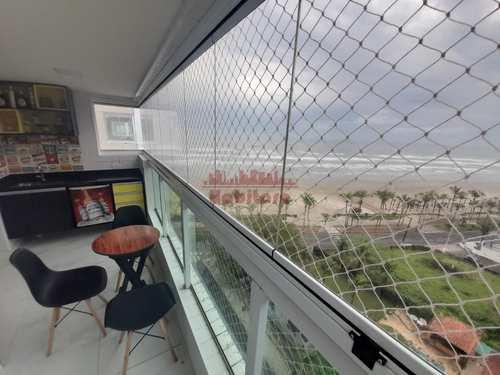Apartamento, código 663244 em Praia Grande, bairro Flórida