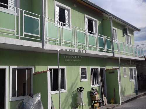 Sobrado, código 351501 em Mongaguá, bairro Flórida Mirim