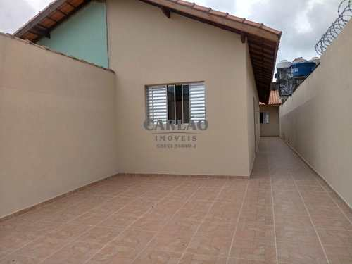 Casa, código 351901 em Mongaguá, bairro Balneário Santa Eugênia