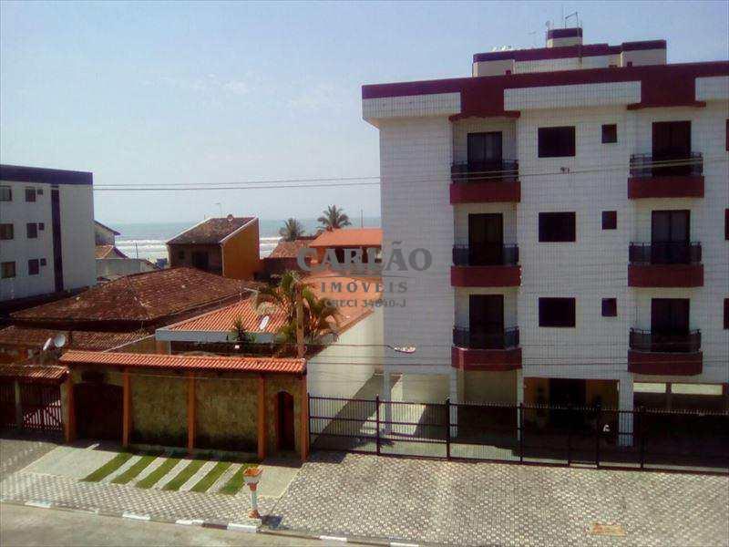 Apartamento em Mongaguá, bairro Balneário Itaguai