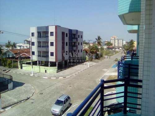 Apartamento, código 350601 em Mongaguá, bairro Balneário Itaguai