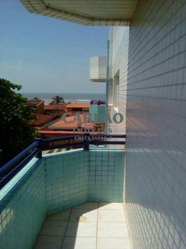 Apartamento, código 350701 em Mongaguá, bairro Balneário Itaguai