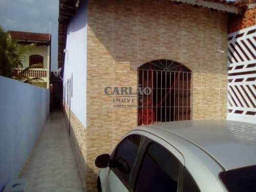 Casa, código 350001 em Mongaguá, bairro Balneário Itaguai