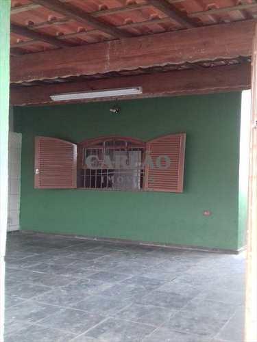 Sobrado, código 348501 em Mongaguá, bairro Balneário Jussara