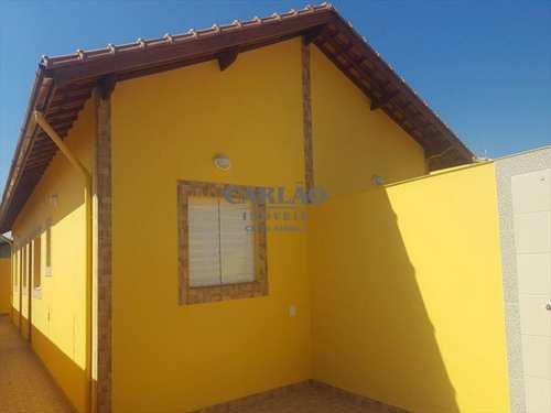 Casa, código 346701 em Itanhaém, bairro Jardim Magalhães