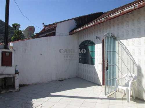 Casa, código 345801 em Mongaguá, bairro Balneário Itaóca