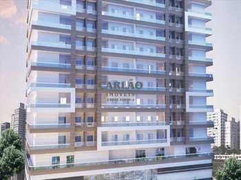 Apartamento, código 344401 em Praia Grande, bairro Guilhermina