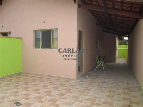 Casa, código 343101 em Mongaguá, bairro Balneário Flórida Mirim