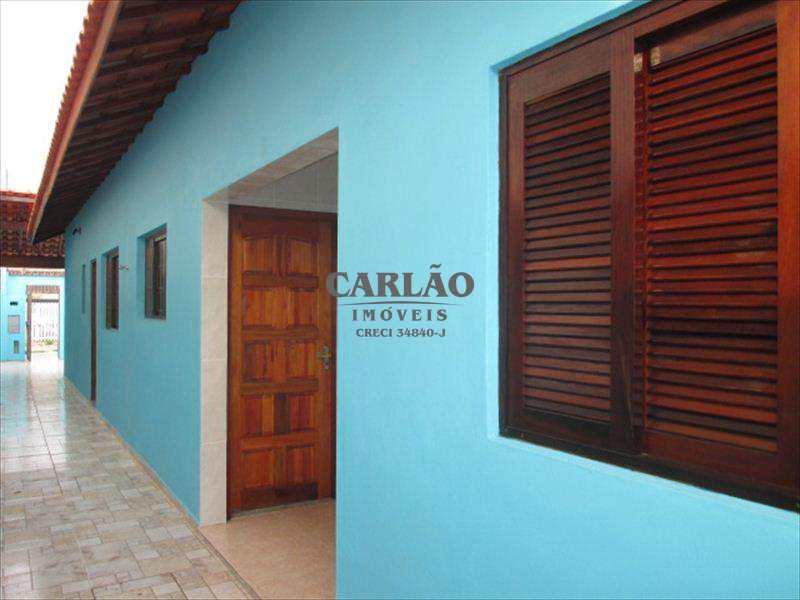 Casa em Itanhaém, bairro Balneário Campos Elíseos