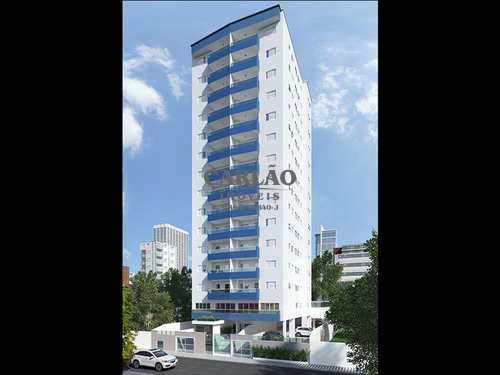 Apartamento, código 342601 em Praia Grande, bairro Ribeirópolis
