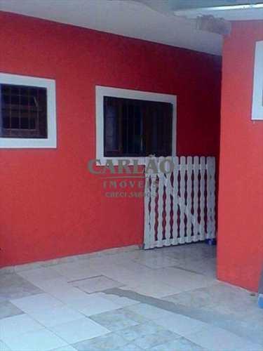 Casa, código 341901 em Mongaguá, bairro Jardim Santana