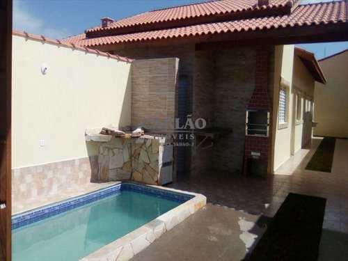 Casa, código 341401 em Itanhaém, bairro Jardim Grandesp