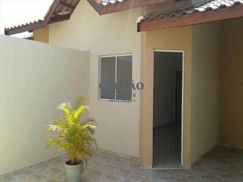 Casa, código 341801 em Itanhaém, bairro Jardim Magalhães