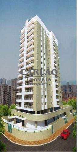 Apartamento, código 341101 em Praia Grande, bairro Mirim