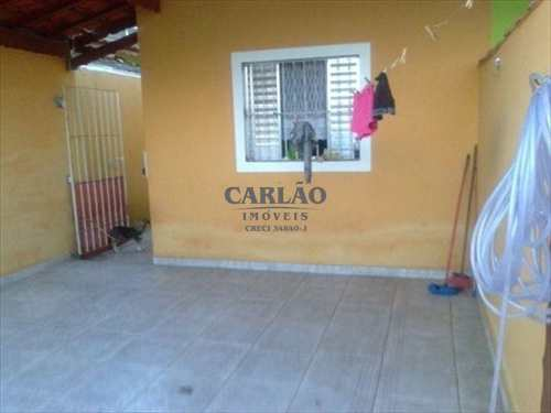 Casa, código 340001 em Mongaguá, bairro Balneário Itaguai