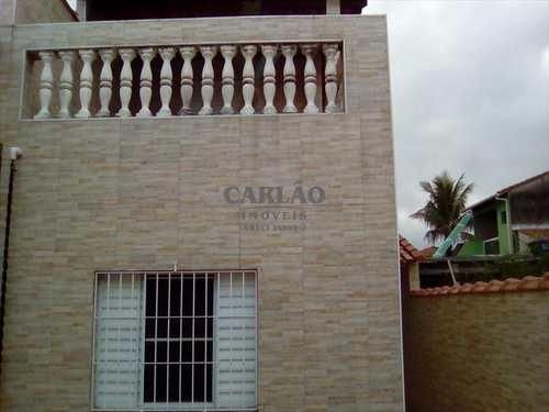 Sobrado, código 340201 em Mongaguá, bairro Conjunto Regina Maria