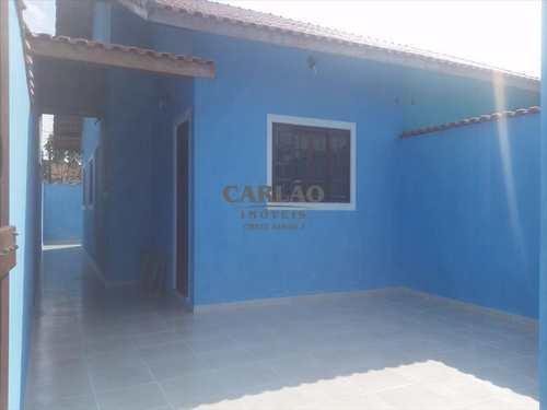 Casa, código 339301 em Itanhaém, bairro Balneário Campos Elíseos