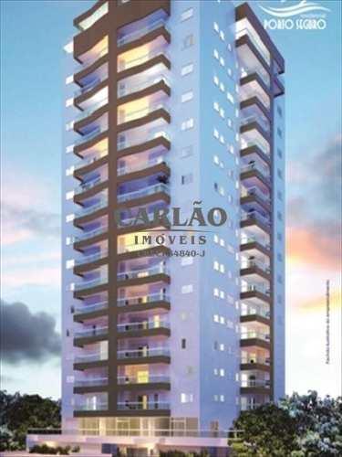 Apartamento, código 338701 em Mongaguá, bairro Centro