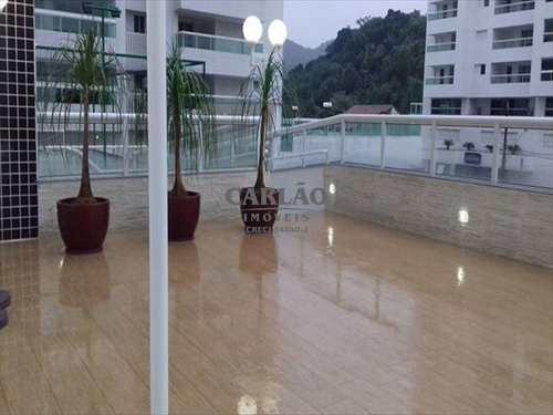 Apartamento, código 338501 em Mongaguá, bairro Centro