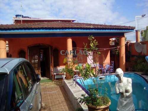 Casa, código 338201 em Mongaguá, bairro Balneário Jussara