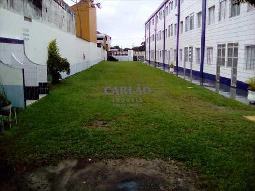 Apartamento, código 335401 em Mongaguá, bairro Balneário Jussara