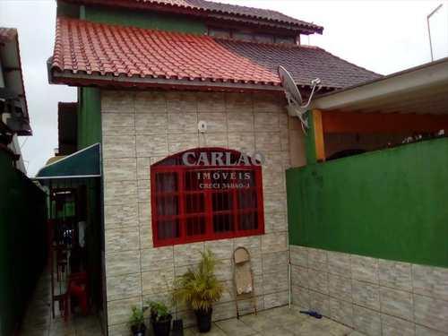 Sobrado, código 334901 em Mongaguá, bairro Agenor de Campos