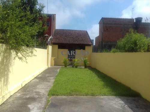 Casa, código 331601 em Mongaguá, bairro Balneário Itaguai
