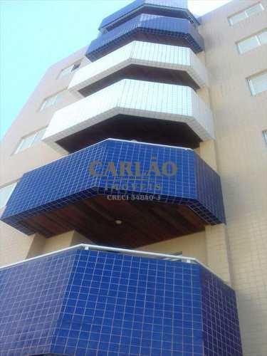 Apartamento, código 331101 em Mongaguá, bairro Itaóca