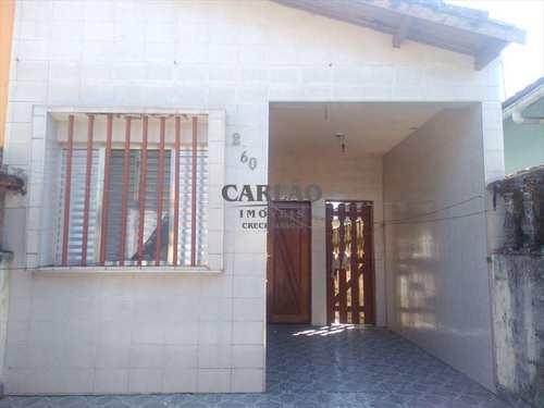 Casa, código 330401 em Mongaguá, bairro Itaóca