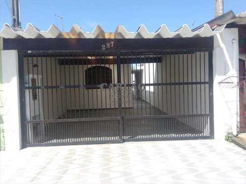 Casa, código 330601 em Mongaguá, bairro Balneário Itaóca