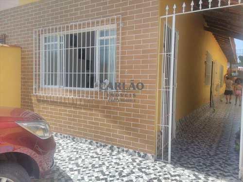 Casa, código 327501 em Mongaguá, bairro Itaóca