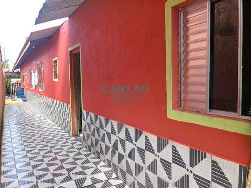 Casa, código 327001 em Mongaguá, bairro Vila Atlântica