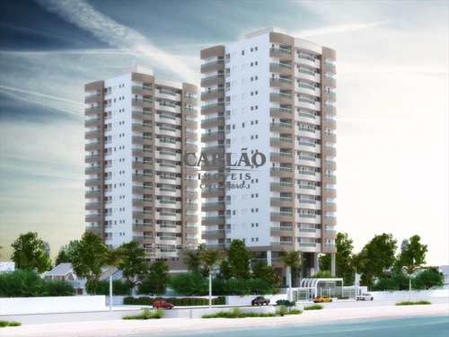 Apartamento, código 325601 em Mongaguá, bairro Centro