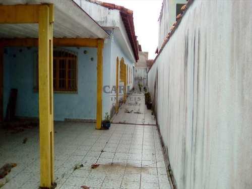 Casa, código 323401 em Mongaguá, bairro Balneário Itaguai