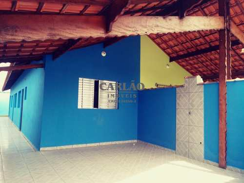 Casa, código 323301 em Mongaguá, bairro Balneário Itaguai