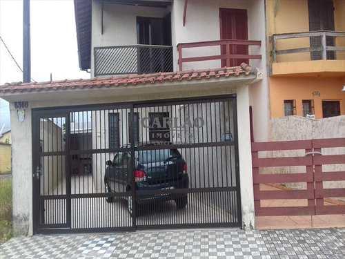 Sobrado, código 322901 em Mongaguá, bairro Vila Nossa Senhora Fátima