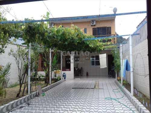 Sobrado, código 322401 em Mongaguá, bairro Itaóca
