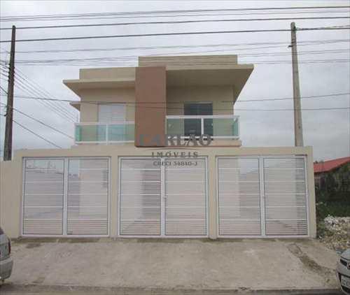 Casa, código 320401 em Itanhaém, bairro Jardim Magalhães