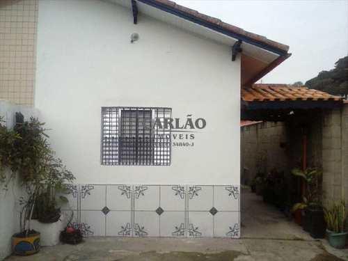 Casa, código 319701 em Mongaguá, bairro Balneário Itaóca